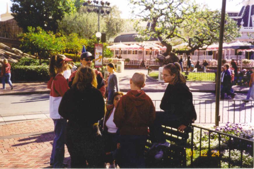 Meeting on Main Street